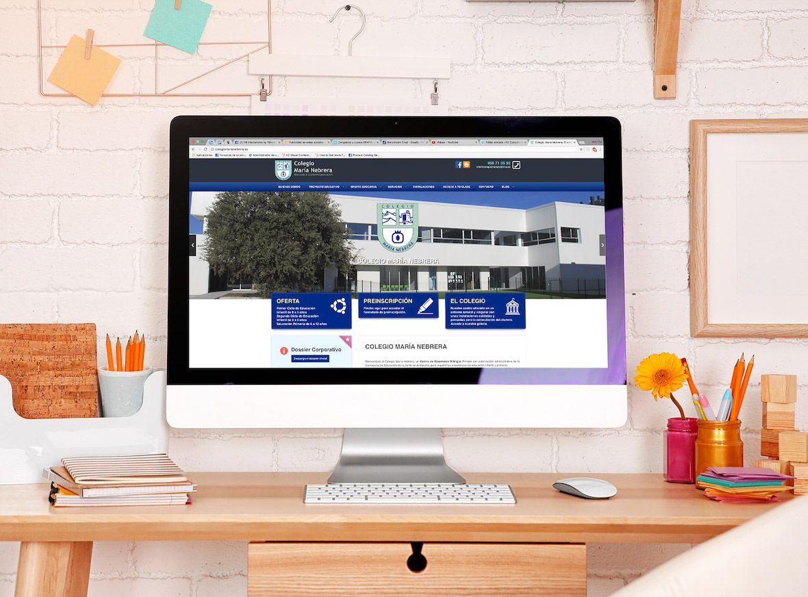 Web-Colegio-Maria-Nebrera