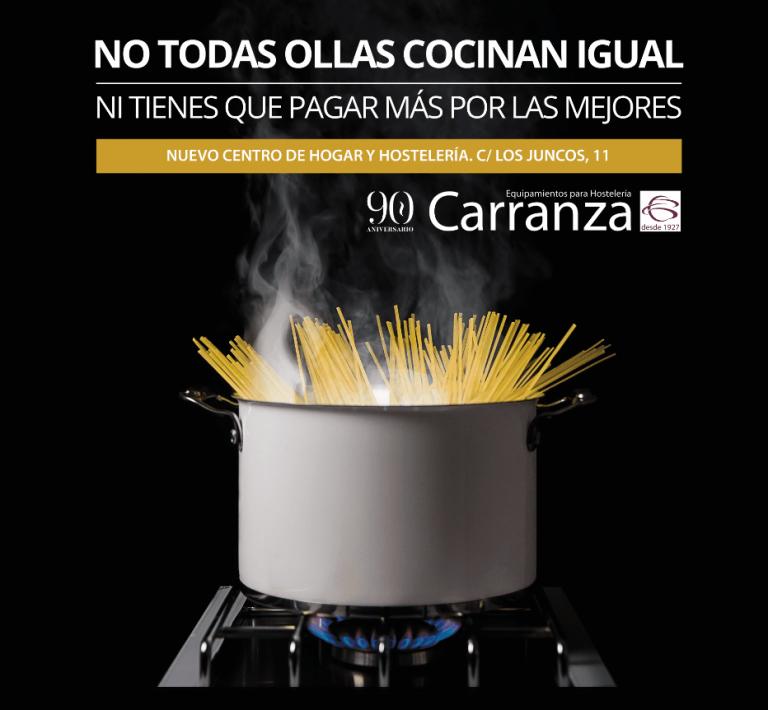 Campaña de Publicidad Carranza Hosteleria