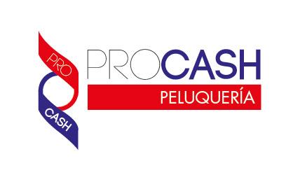 Logotipo para Procash Peluqueria