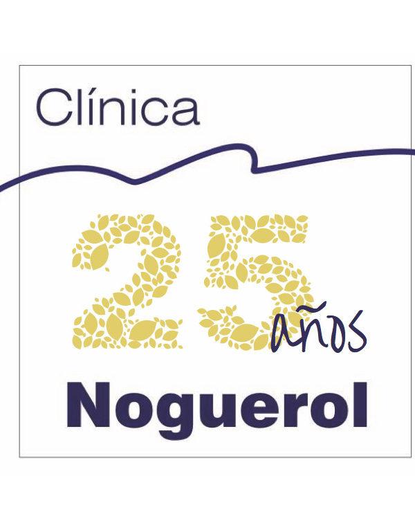 logotipo-25-aniversario-clinica-noguerol