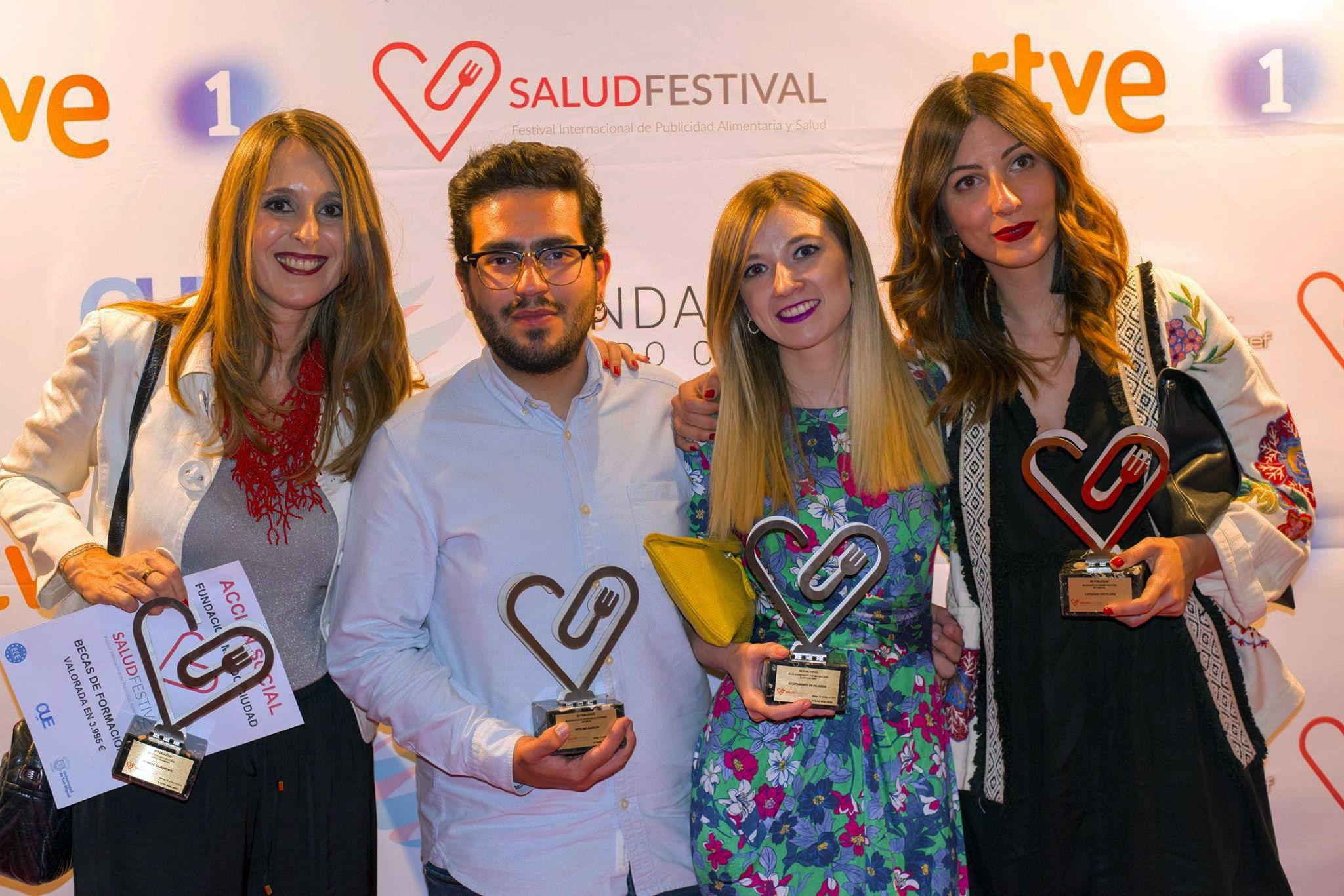 premiados en el salud festival
